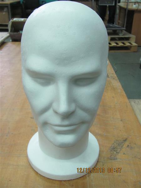 Как сделать голову человека