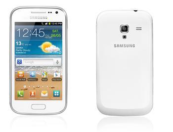 Смартфон Samsung GT-I8160 (Galaxy Ace 2) WHITE GT-I8160ZWASEK