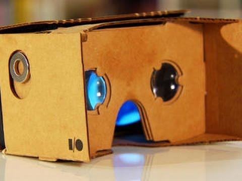 Как сделать виртуальную реальность своими руками видео